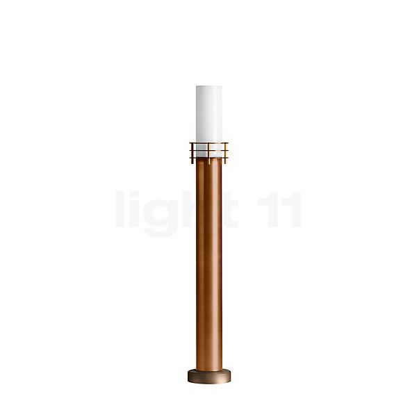 Bega Unshielded Bollard Light cylindric