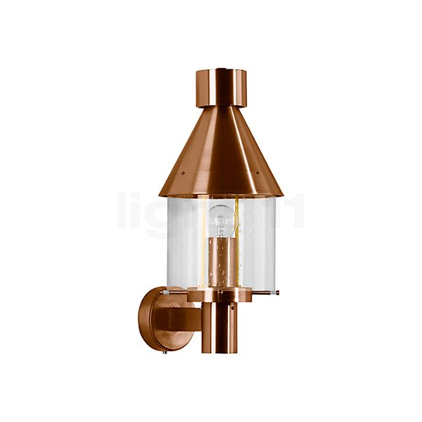 Bega Wall Light with Copper Roof