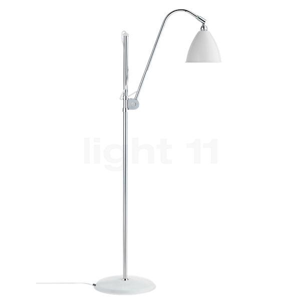 Bestlite BL3S Vloerlamp chroom