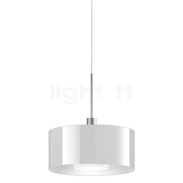 Bruck Cantara Glas 190 Down 350mA PNT Pendelleuchte LED