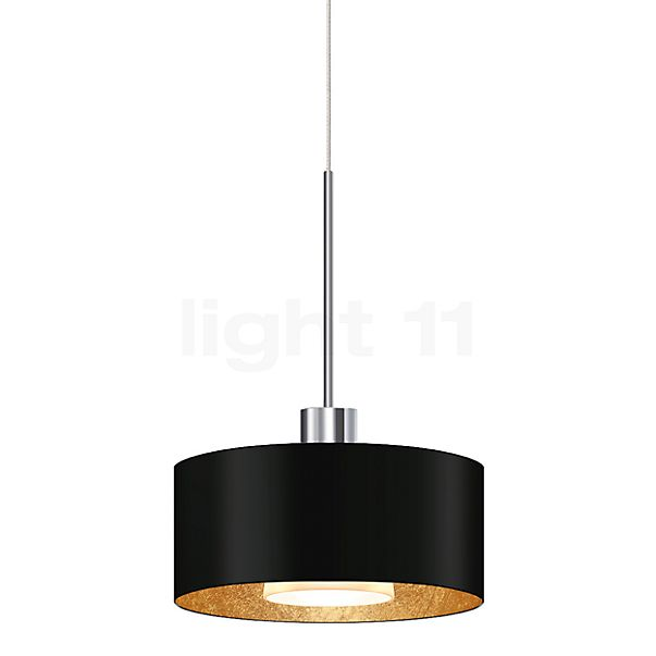 Bruck Cantara Metall 190 Pendelleuchte LED chrom glänzend