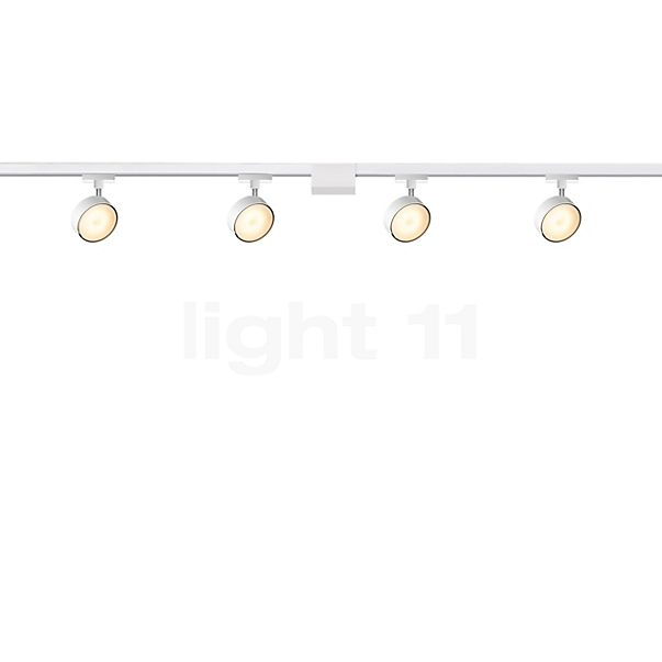 Bruck Duolare, riel de 2 m con 4 x Tuto LED