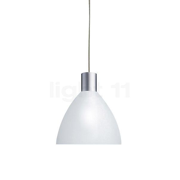 Bruck Silva Neo 160 Down Pendel LED dim2warm, krom mat
