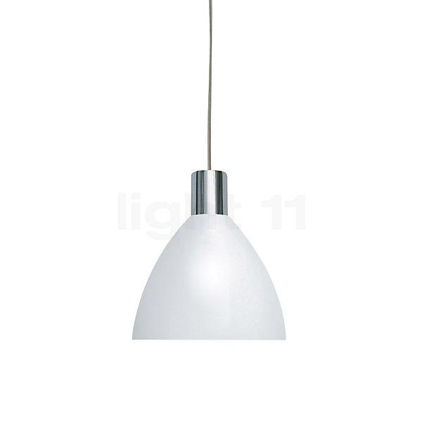 Bruck Silva Neo 160 Down Pendelleuchte LED dim2warm, Chrom glänzend