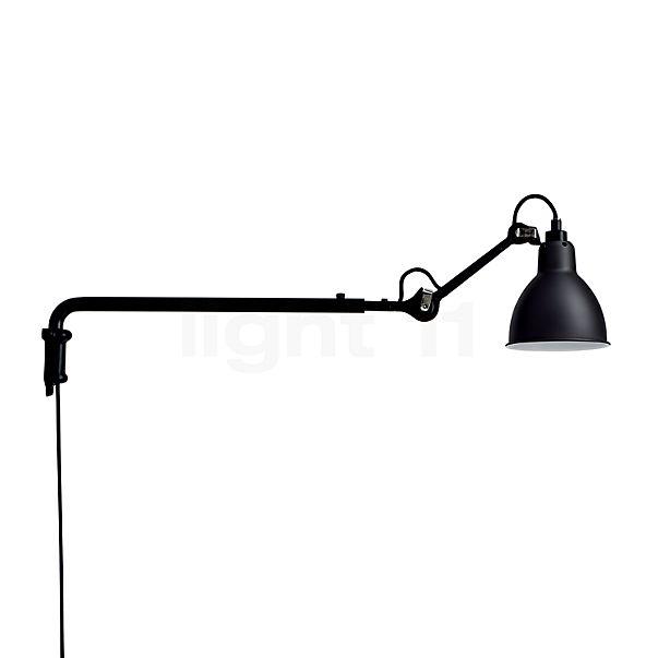 DCW Lampe Gras No 203 Væglampe sort