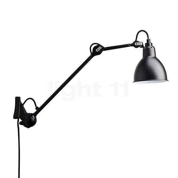 DCW Lampe Gras No 222 Lampada da parete nera