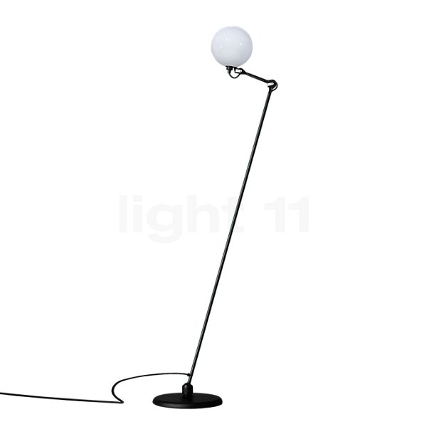 DCW Lampe Gras No 230 Glass Ball Stehleuchte