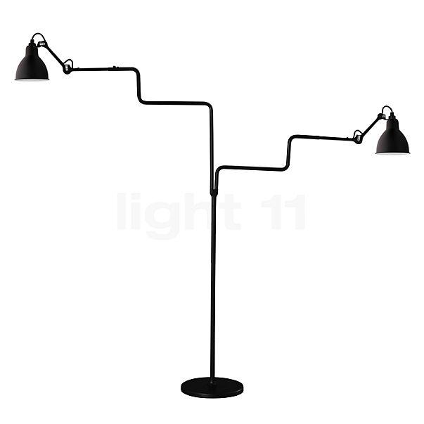 DCW Lampe Gras No 411 Double Floor lamp