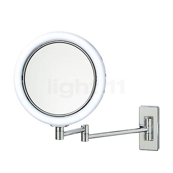 Decor Walther BS 13/V Kosmetikspejl, hængende LED