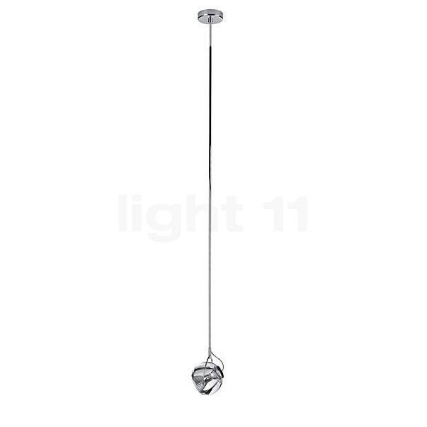 Fabbian Beluga Colour Hanglamp in 3D aanzicht voor meer details