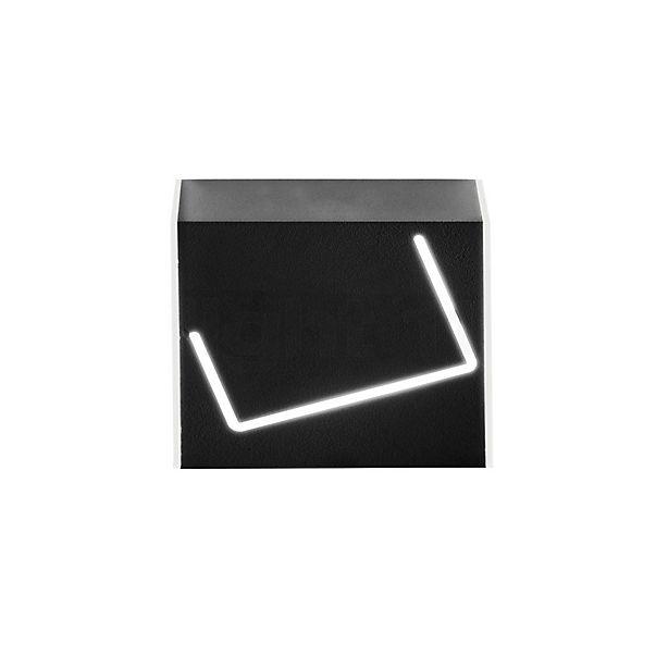 Fabbian Puà Wandleuchte LED
