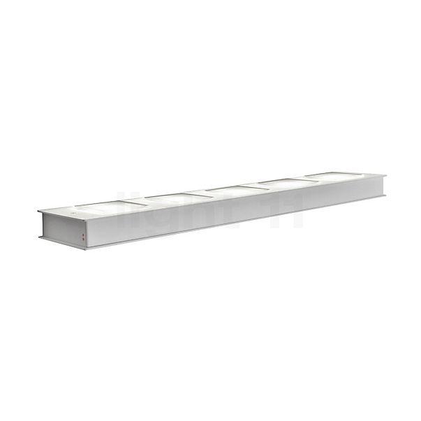 Fabbian Quarter Decken-/Wandleuchte 53,5 cm LED