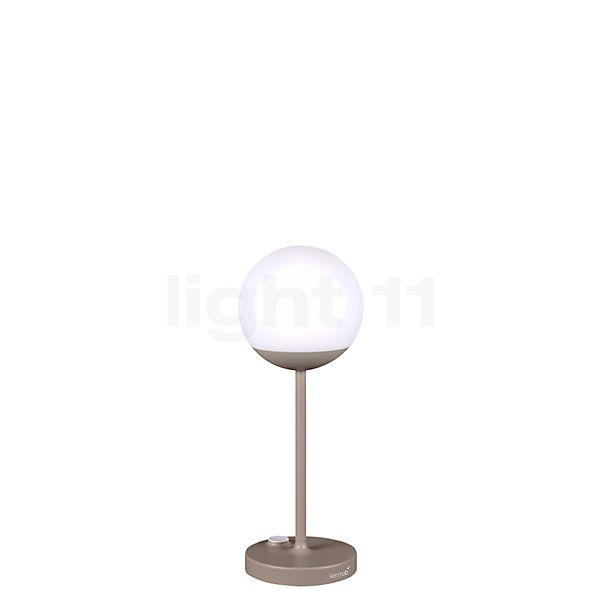 Fermob Mooon! Lampada da tavolo LED