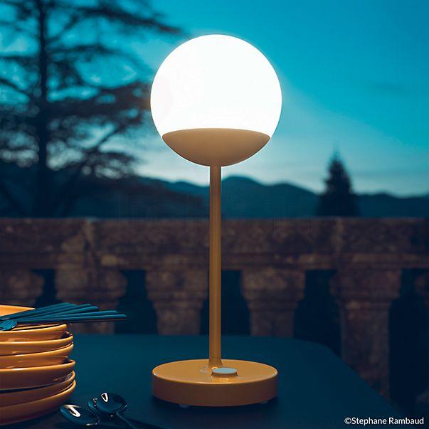 En Led Table Sur Vente De MooonLampe Fermob Yfyg76b