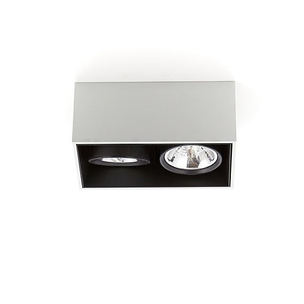 Flos Architectural Compass Box 2 H135 QR111 in the 3D viewing mode for a closer look