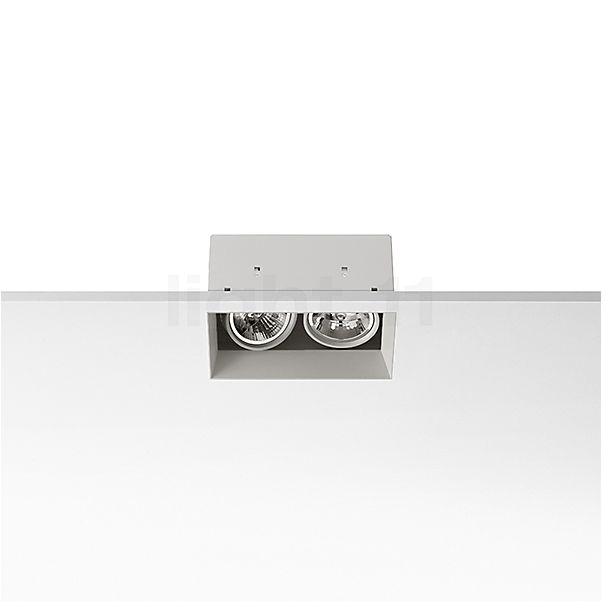 Flos Architectural Compass Box recessed Large 2L