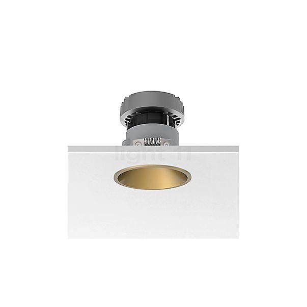 Flos Architectural Easy Kap 80 Loftindbygningslampe rund LED