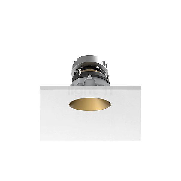 Flos Architectural Kap 80 Einbauspot rund einstellbar LED