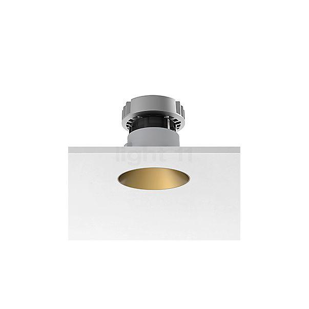 Flos Architectural Kap 80 Plafondinbouwlamp rond LED