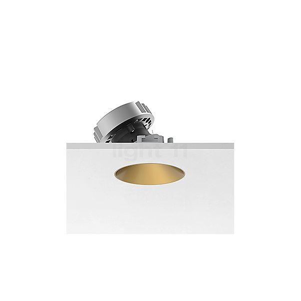 Flos Architectural Kap 80 Plafondinbouwlamp rond LED Wallwasher