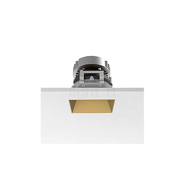 Flos Architectural Kap 80 Plafondinbouwlamp vierkant instelbaar LED