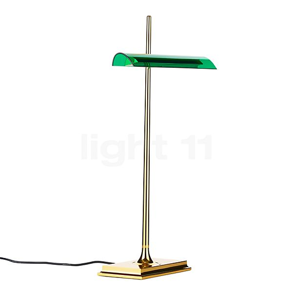 Flos Goldman Tavolo LED in the 3D viewing mode for a closer look