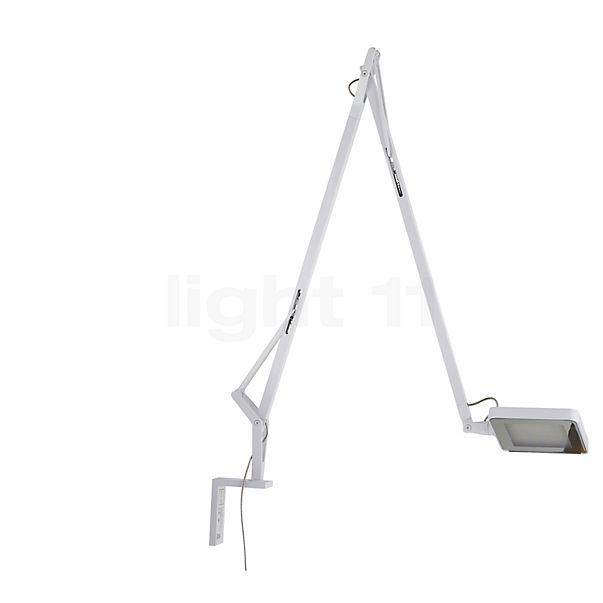 Flos Kelvin LED con fissaggio a parete - visualizzabile a 360° per una visione più attenta e accurata