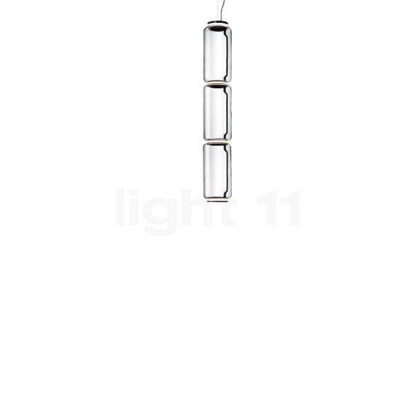 Flos Noctambule High Cylinders, lámpara de suspensión LED