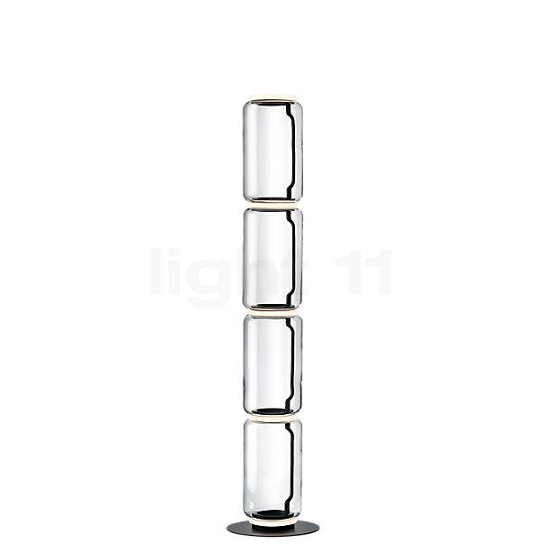 Flos Noctambule Low Cylinders, lámpara de pie LED