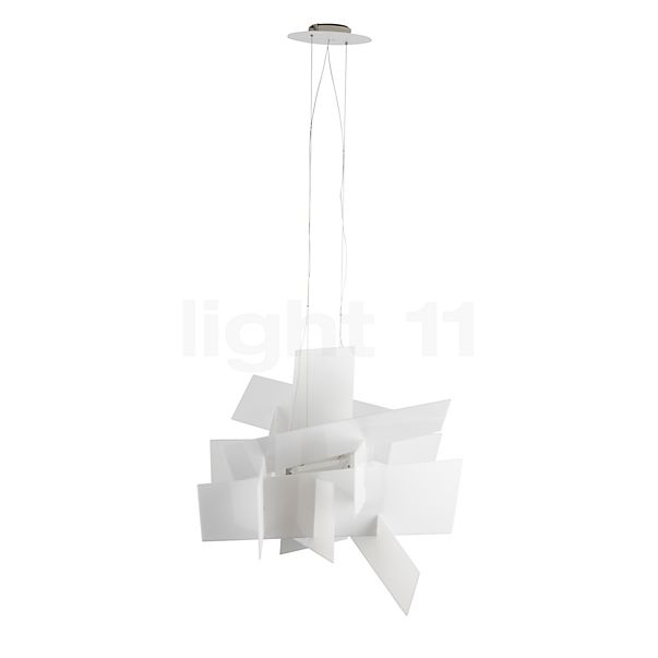 Foscarini Big Bang Sospensione in the 3D viewing mode for a closer look