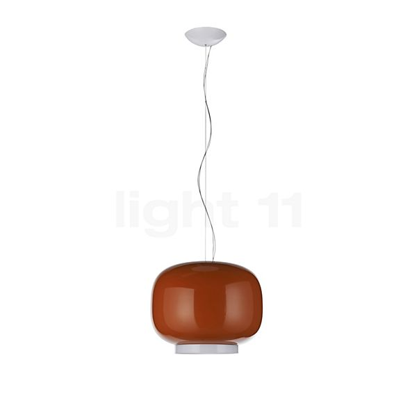 Foscarini Chouchin Sospensione LED in the 3D viewing mode for a closer look