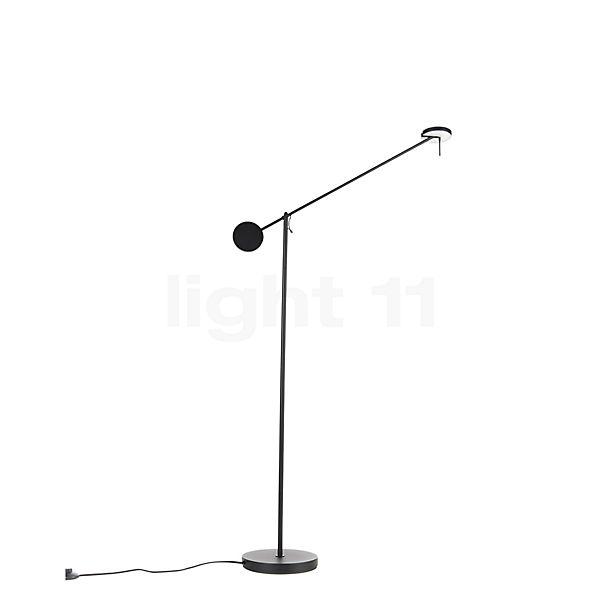 Grok by LEDS-C4 Invisible Vloer-/Leeslamp in 3D aanzicht voor meer details
