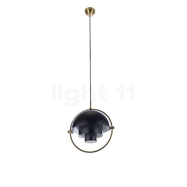 Gubi Multi-Lite Lampada a sospensione - visualizzabile a 360° per una visione più attenta e accurata
