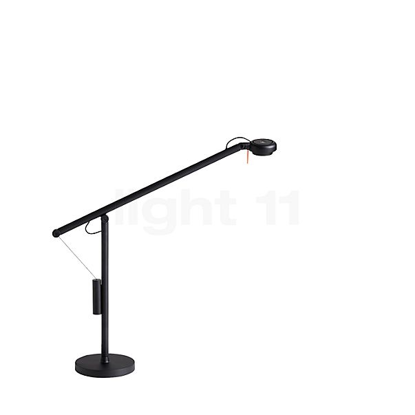 HAY Fifty-Fifty Mini Schreibtischleuchte LED