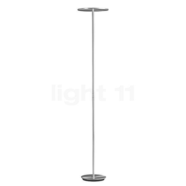 Holtkötter Plano, lámpara de pie con luz al techo LED