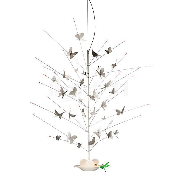 Ingo Maurer La Festa delle Farfalle Pendelleuchte LED