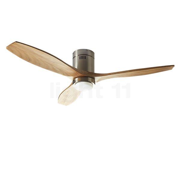 LEDS-C4 Stem Ventilateur de plafond LED