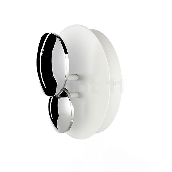 LEDS-C4 Strata Wall light dimmable LED in the 3D viewing mode for a closer look