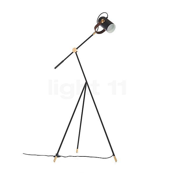 Le Klint Carronade Vloerlamp Low in 3D aanzicht voor meer details