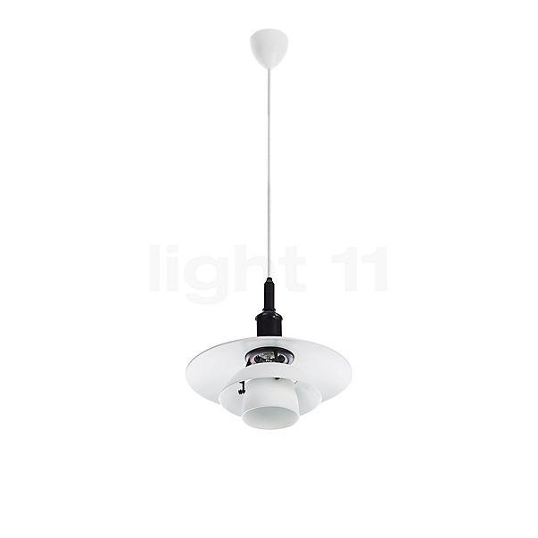Louis Poulsen PH 3½-3 Hanglamp in 3D aanzicht voor meer details