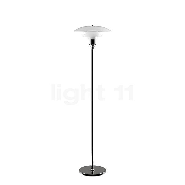 Louis Poulsen PH 3½, 2½, lámpara de pie
