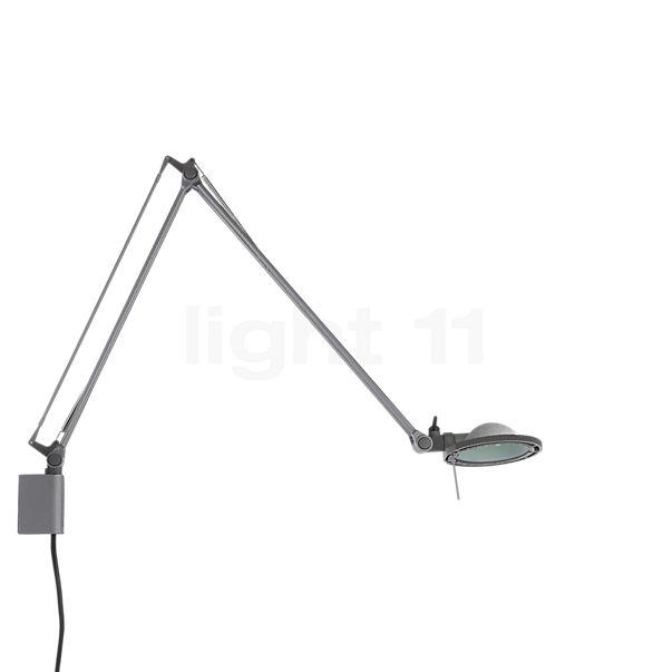 Luceplan Berenice Parete Piccola alluminio