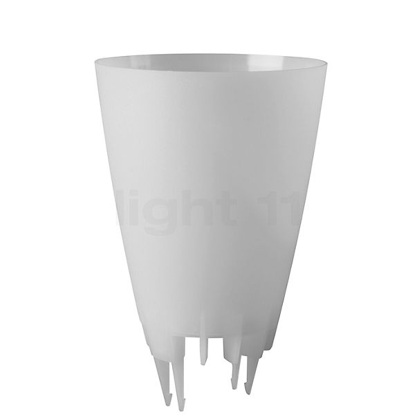Luceplan Costanza Additional Diffuser, incl. Lamp