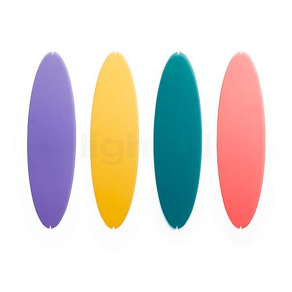 Luceplan Titania colour filter set