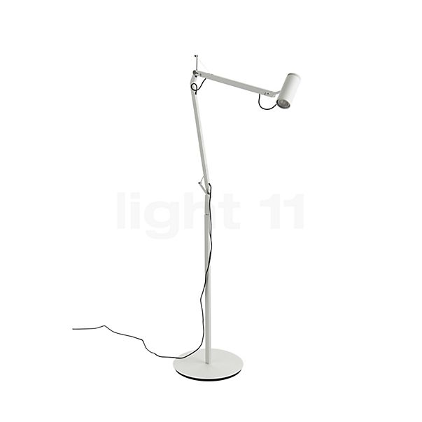 Marset Polo LED Floor lamp in the 3D viewing mode for a closer look