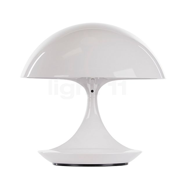 Martinelli Luce Cobra Table lamp in the 3D viewing mode for a closer look
