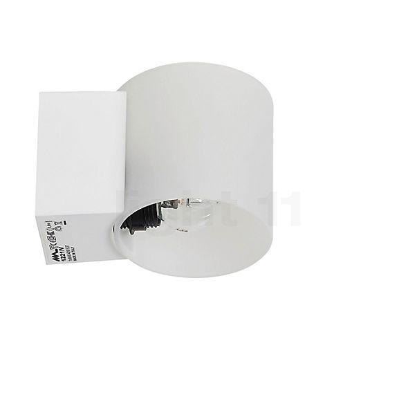 Martinelli Luce Tube/V Wandlamp in 3D aanzicht voor meer details