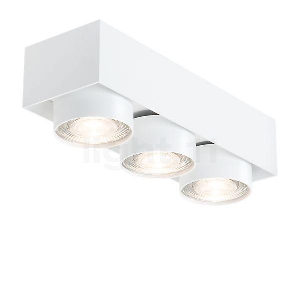 Mawa Wittenberg 4.0 Deckenleuchte halbbündig 3-flammig LED