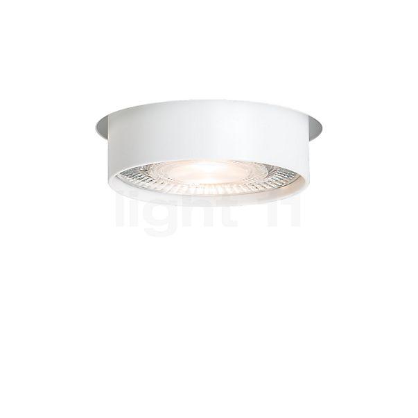 Mawa Wittenberg 4.0, lámpara de techo empotrable redonda semi-empotrada con LED sin transformador