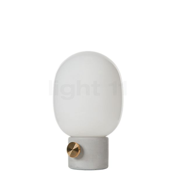 Menu JWDA Concrete, lámpara de sobremesa